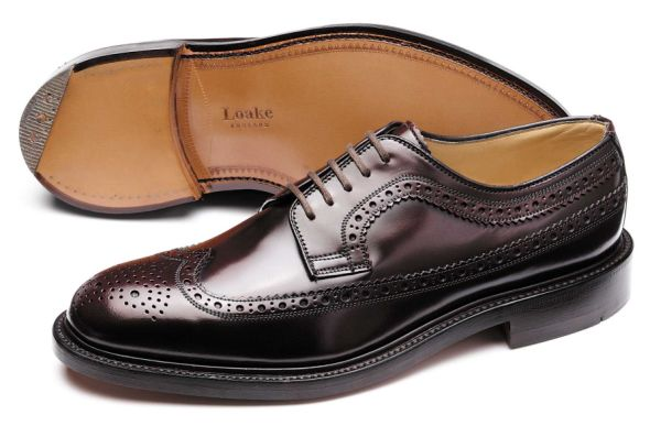 df61ad9d Loake Brogues V's Charles Tyrwhitt Brogues   Blogging For The Sharp Dressed  Generation